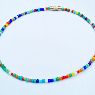 african mix anklet