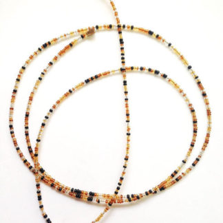 Earth Tone Waist Beads