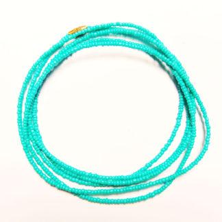 Turquoise Waist Beads