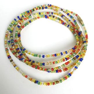 Turn Up Waist Beads